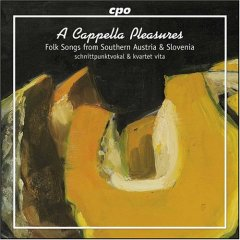 A Cappella Pleasures